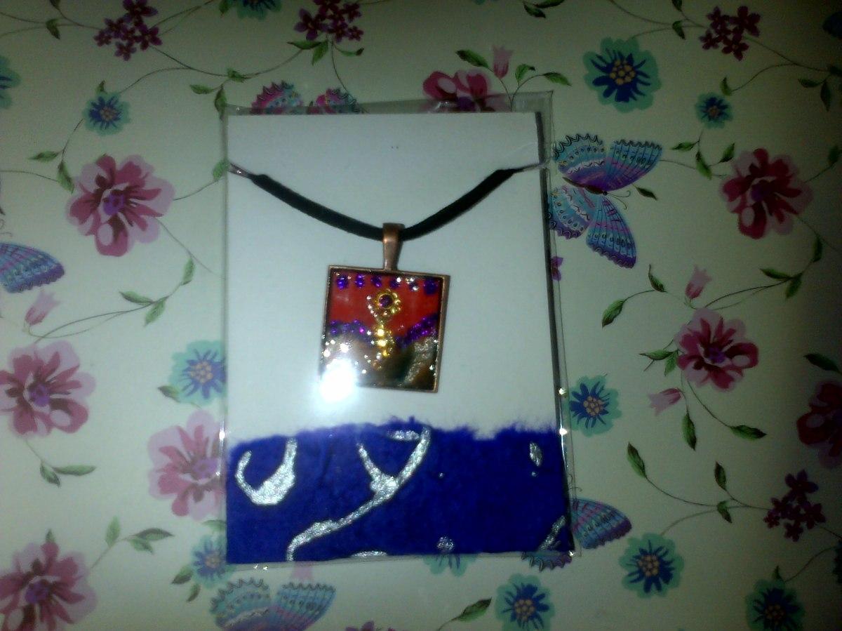 inchie pendant necklace