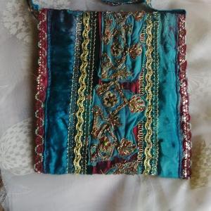 handmade hippy bags at funkycrafts beaminster